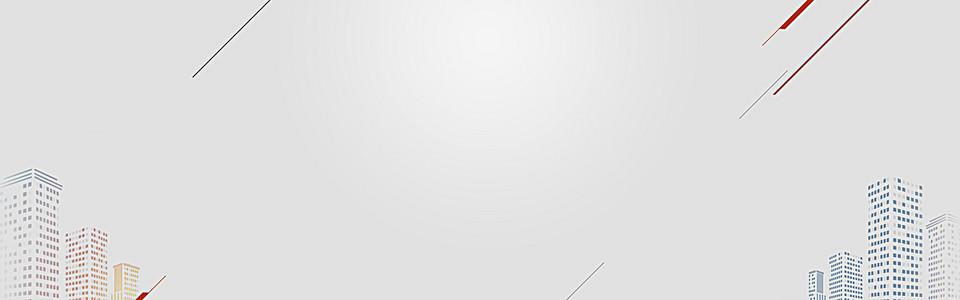 淘宝几何商务灰色蓝色电商海报背景