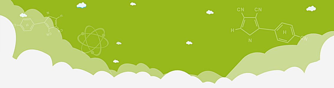 绿色扁平淘宝背景