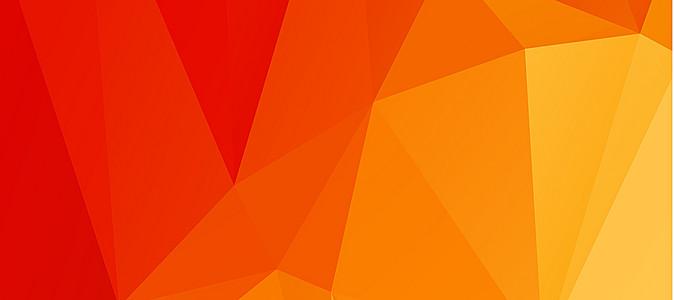 几何多线性炫彩红色背景