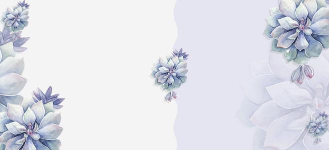 淘宝文艺粉色海报背景