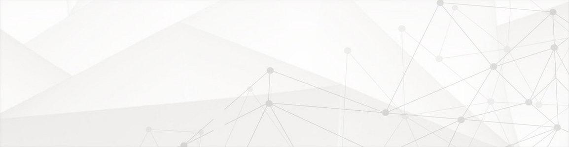 扁平化渐变格子灰色科技感banner