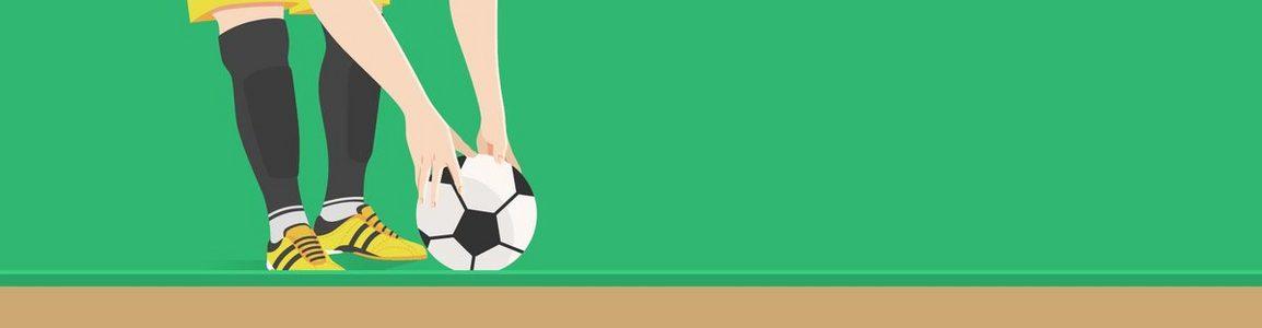 国足世界杯插画矢量素材