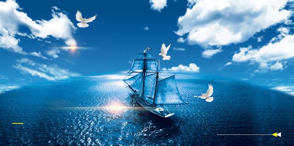 梦想扬帆起航坚持不懈