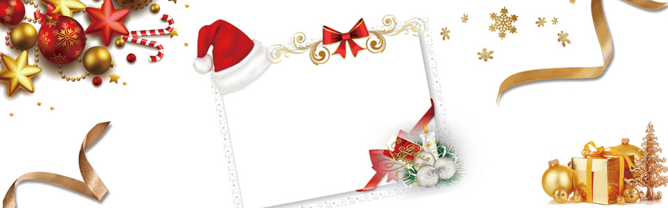 圣诞大气文艺banner