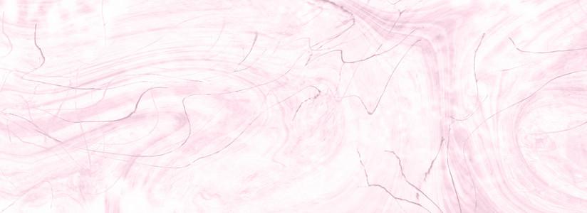 小清新粉色流体大理石纹理简约底纹背景
