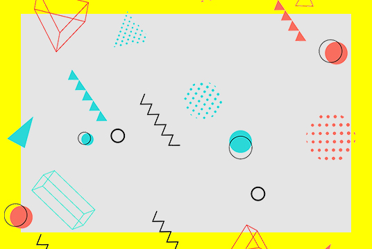 元素·孟菲斯几何