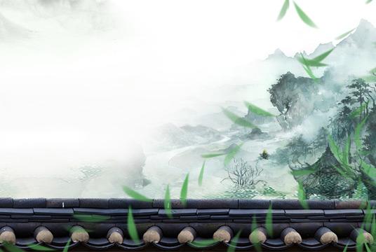 背景·中国风