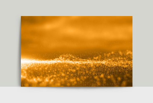 背景·大气金色