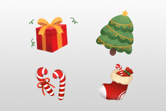 元素·圣诞节