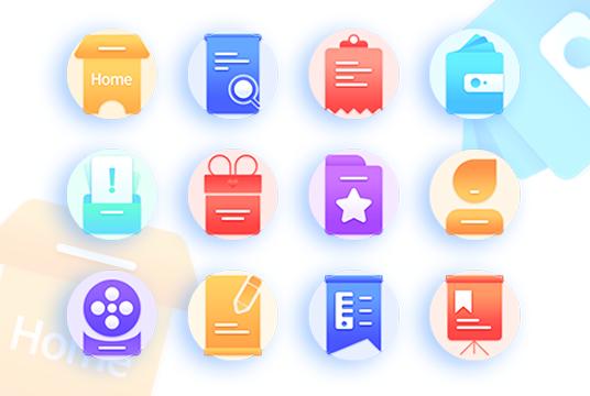 UI·app实用图标