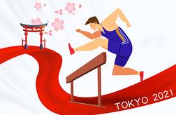 海报·东京奥运会