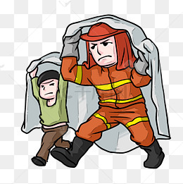 消防救人图标素材_消防员图片-消防员图片素材免费下载-千库网-第4页