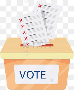 卡通投票箱图片大全_投票箱图片-投票箱素材图片-投票箱素材图片免费下载-千库网png