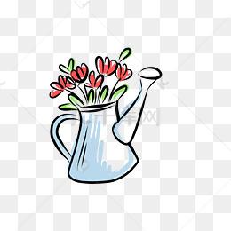 小喷壶简笔画_小喷壶图片-小喷壶图片素材免费下载-千库网