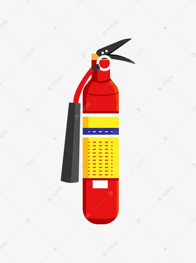 表情 矢量卡通消防器材灭火器素材图片免费下载 千库网 表情
