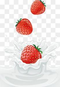 卡通精美水果