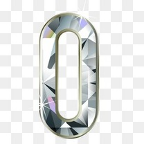钻石阿拉伯数字