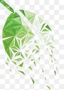三角形不规则底纹