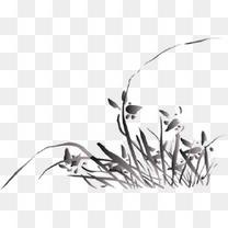 中国风花卉