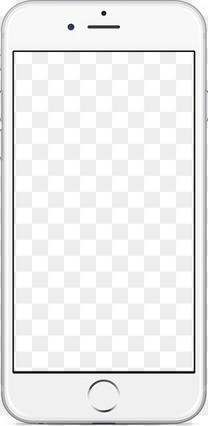 白色的手机壳