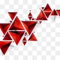 绚丽几何图形