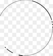 水墨人物素材水墨风格素材  抽象几何圈