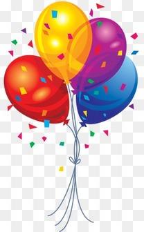 彩色气球  节日气球