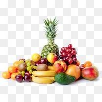 水果图片手绘3d  清新精美水果