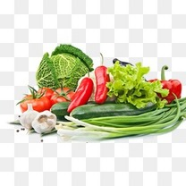 3d图标水果素描  精美清新蔬菜