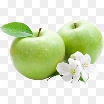 3d图片手绘水果素材 清新水果苹果