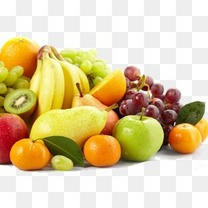 食物图片素材卡通水果图片  精美水果集