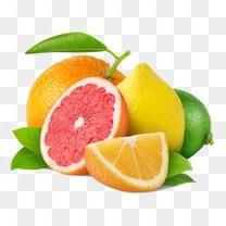 手绘3d素材3d精美清新橙子