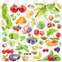 卡通3d图片3d水果 精品清新蔬菜