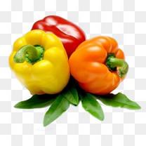 卡通食物图片卡通图片  精美蔬菜青椒