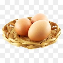 蔬菜剪影卡通 鸡蛋