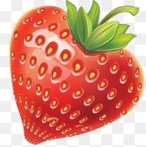 精美高清草莓水果