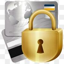 安全信用卡电子商务