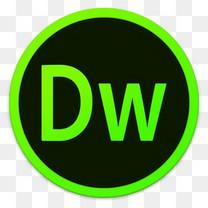 Adobe Dw图标