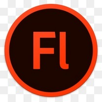 Adobe Fl图标