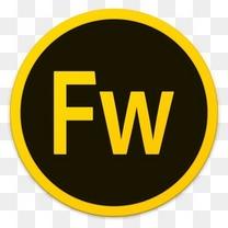 Adobe Fw图标