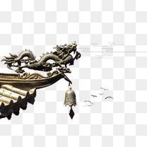 古典中国风复古屋檐