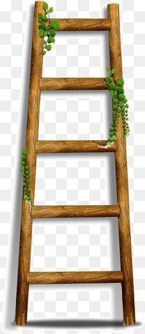 田园风木梯梯子