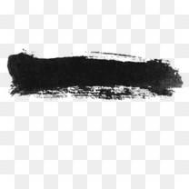 水墨画专辑笔画黑色中国风墨水