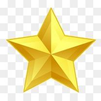 星星五角星