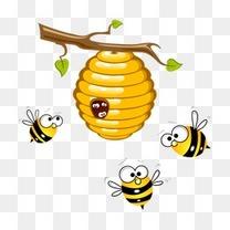 蜜蜂 卡通