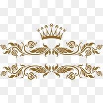 欧式边框古典花纹
