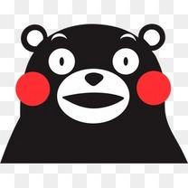 可爱的韩国熊本
