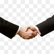 握手商务合作