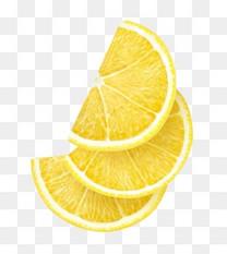 柠檬片切片新鲜果肉