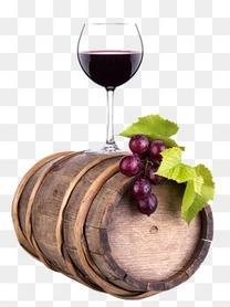 庄园葡萄酒葡萄酒桶木桶海报设计